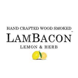 LamBacon™ Handmade Woodsmoked Lemon & Herb