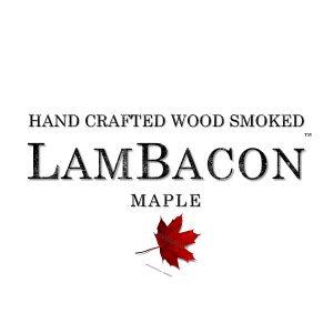 LamBacon™ Handmade Woodsmoked Maple