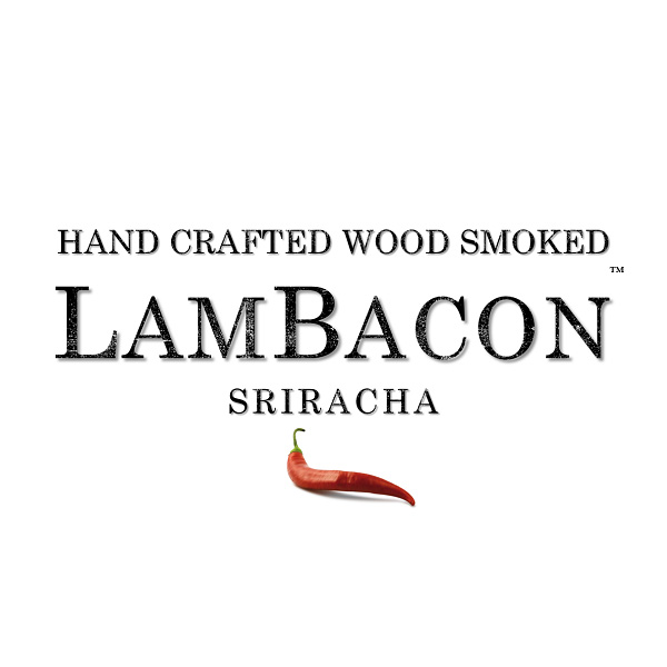 LamBacon™ Handmade Woodsmoked Sriracha (Mild)