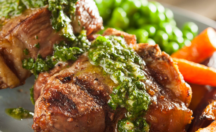 Lamb Lion Chops Recipes