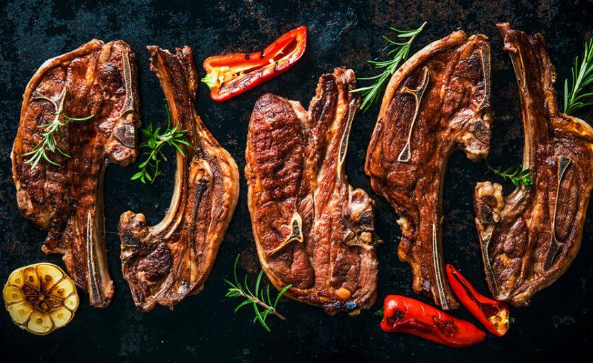 Lamb Rolled Shoulder or BBQ Chops Recipes